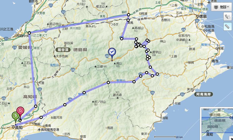 Map_kohchitokushima