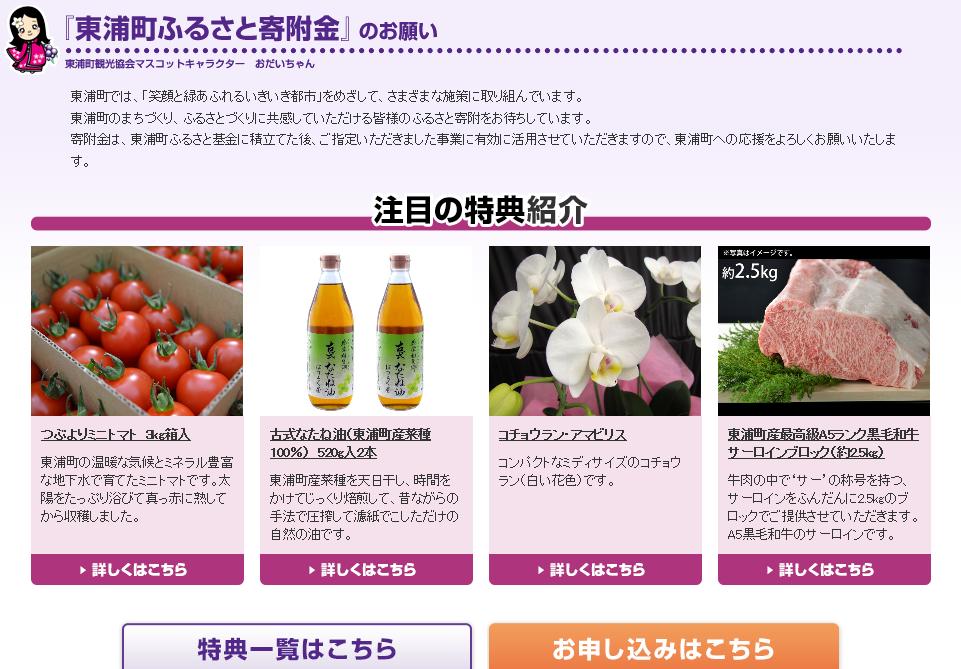 Hurusatokifu_tokusetsu_site
