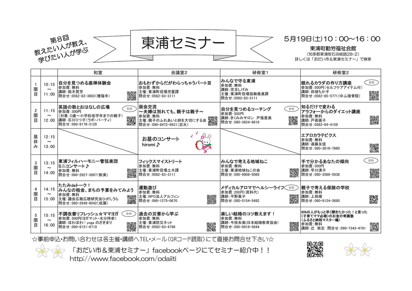 Odaiichihigashiuraseminar20180519b1