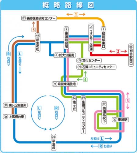 Urara-bus-route20191001